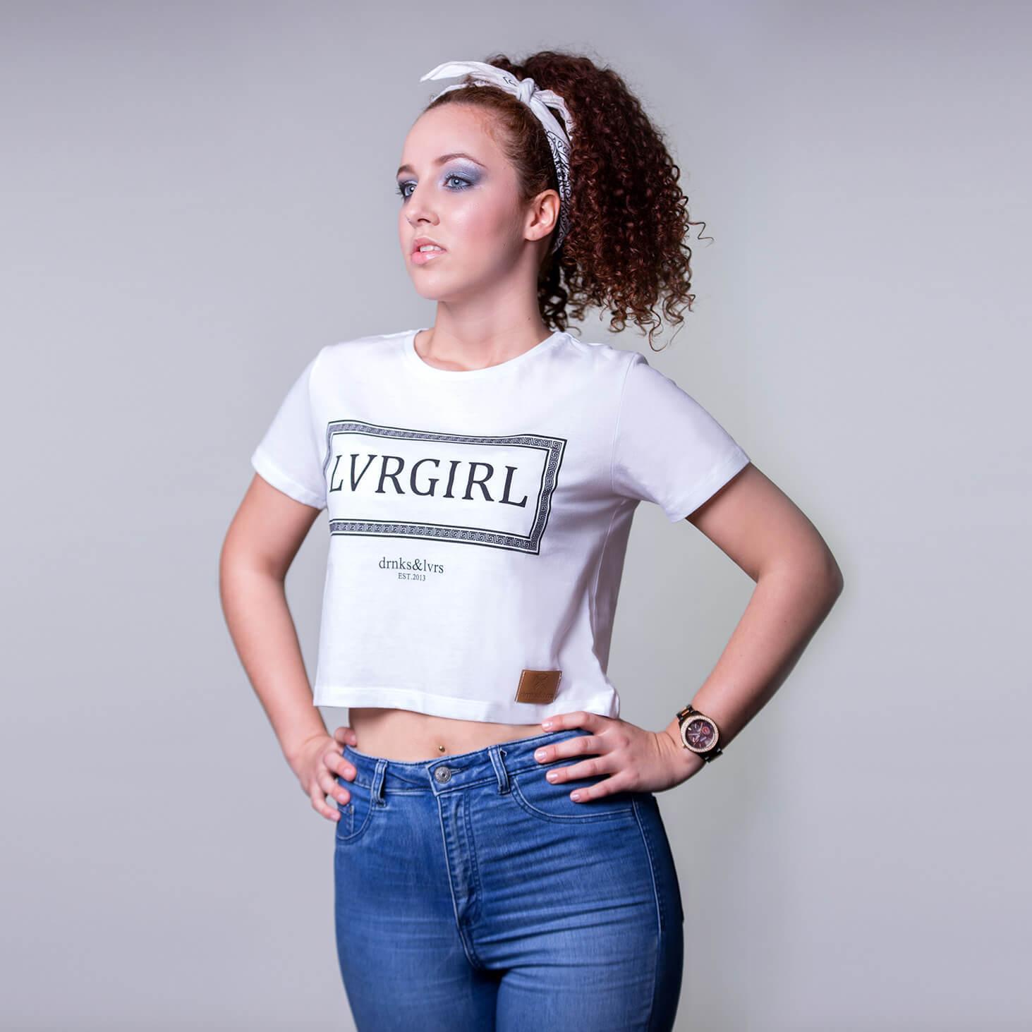 LVR Crop Shirt